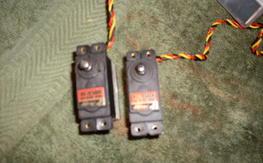 Hitec HS 7954HV Servos