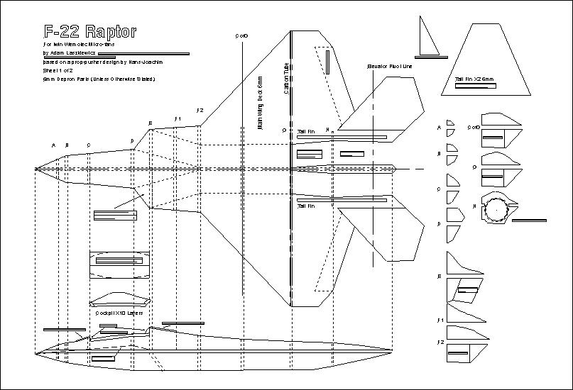 Attachment browser: F22 Plans 1of2 6mm Parts.JPG by Veloc