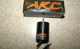 ARC 28-37-4 NIB Motor for sale