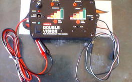 Hangar 9 The Double Vision Fast Field Charger....$22 shiped