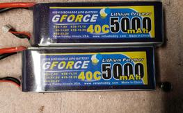 g force 4s 4000 40c brand new