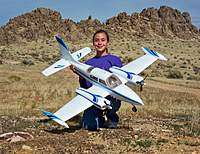 Name: Dynam Cessna 310.jpg