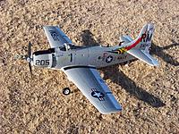 Name: 800mm A-1 Skyraider 005.jpg