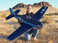 Name: Ken Brock 2011-Airfield F6F 173.jpg