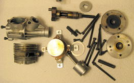 Reduced - K&B 45 Parts