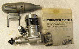 Reduced -Thunder Tiger 25 lll RC used
