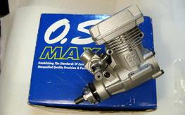 NEW OS MAX 32 SX-H NITRO R/C MODEL HELI ENGINE wBOX 12955