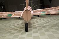 Name: IMG_4792.jpg Views: 14 Size: 476.3 KB Description: Aft bulkhead provides mount for tail wheel shaft