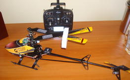 Walkera G400 GPS Helicopter