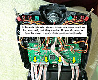 Name: 3 Taranis connectors.jpg Views: 83 Size: 218.2 KB Description: