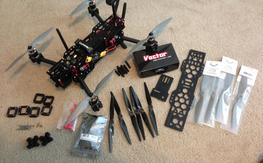 Awesome Cinetank Mk 1 - Built and Set up for Full FPV