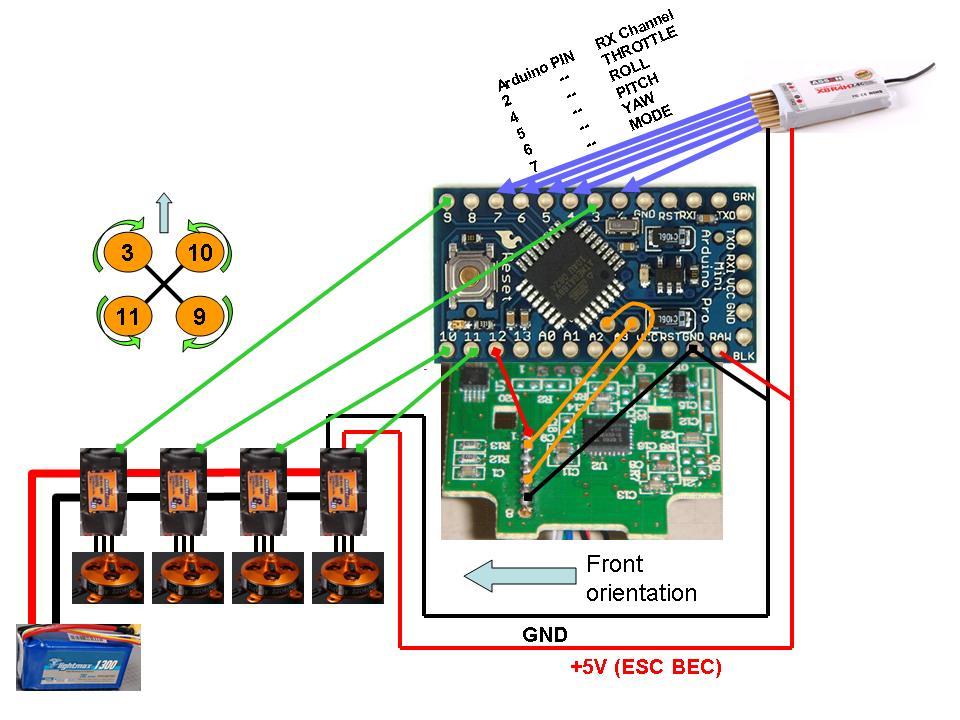 Esc Bec Wiring Diagram Schematic - House Wiring Diagram Symbols •