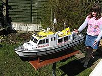 Name: flying christine finished model.jpg
