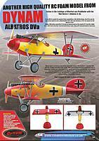 Name: Dynam Albatros.jpg Views: 428 Size: 66.5 KB Description: RCM&E ad.