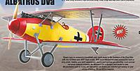Name: Dynam Albatros 2.jpg Views: 380 Size: 110.1 KB Description: Close up - looks good from this angle...