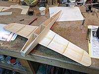 Name: IMG_0833.jpg Views: 19 Size: 707.6 KB Description: Bottom view.  I added a few ribs for stiffness.