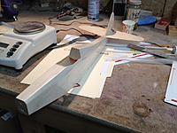 Name: IMG_0851.jpg Views: 32 Size: 567.9 KB Description: Fuselage covered with Doculam.