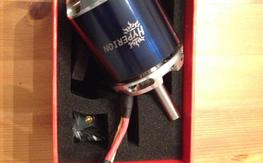 NIB Hyperion/Scorpion 4035-800kv 5675 watt outrunner 1/6 1/8 scale hydros monos