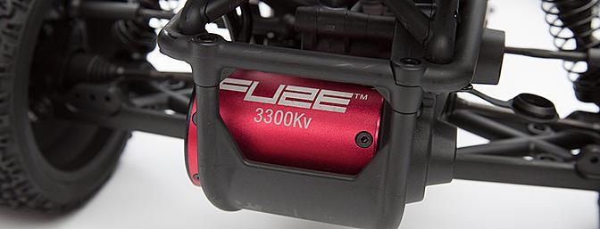 Dynamite Fuze 540 4-Pole 3300Kv Sensorless Brushless Motor