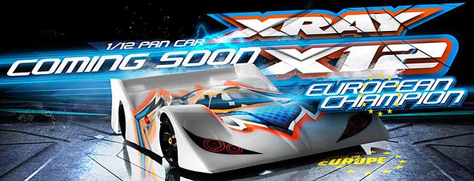 Coming Soon - XRAY X12 2015