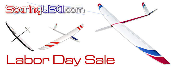 Labor Day Sale - SoaringUSA.com