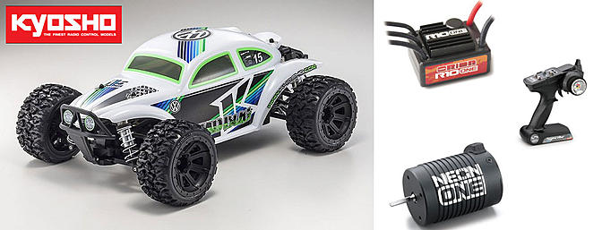 Coming Soon - Kyosho Mad Bug VE 1/10th