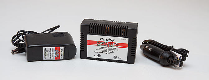 Optional Electrifly balance charger