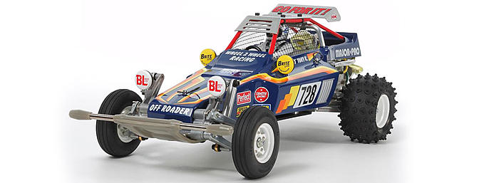 Tamiya Fighting Buggy (Super Champ) Re-Release