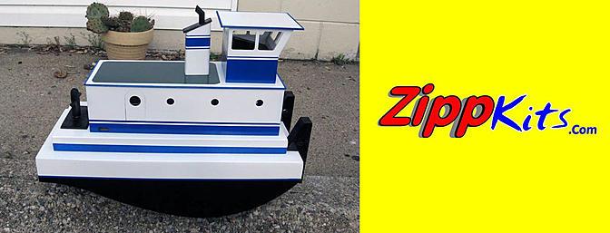 Kentucky Wheel House Kit - Zippkits Tugster