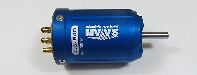 MVVS Blue Line Motors