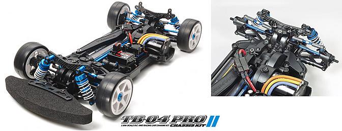Tamiya TB04 Pro II