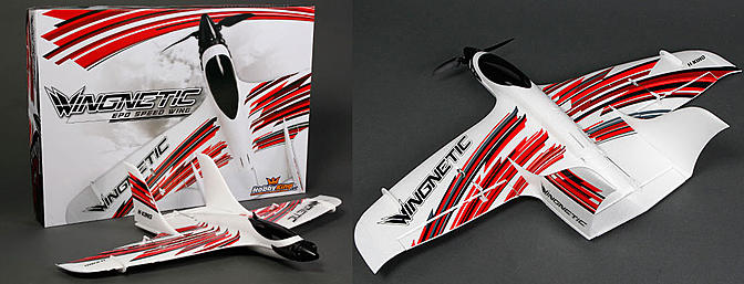 HobbyKing Wingnetic Sport Speed Wing