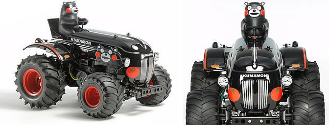 Tamiya Kumamon Tractor WR-02G