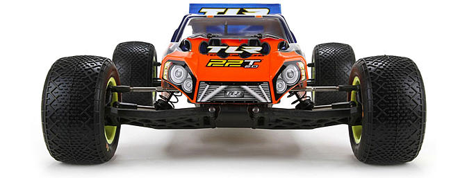 Losi 22T 2.0 2WD Stadium Truck Race Kit