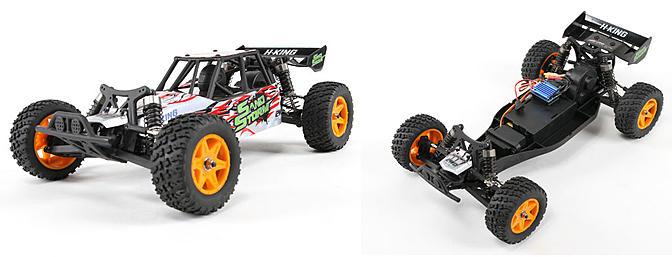 HobbyKing Sand Storm 1/12 2WD Desert Buggy