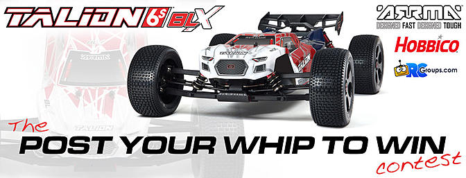 Contest Time! Post Your Whip To Win!