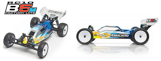 Team Associated RC10B5M Factory Lite