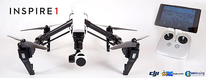 DJI Inspire 1 Review - Part 1