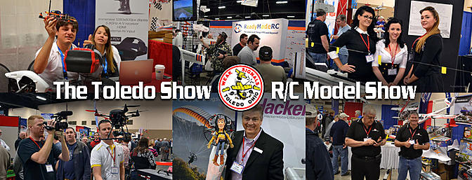 RCGroups Video Wrap-up - The 2015 Toledo Weak Signals Expo