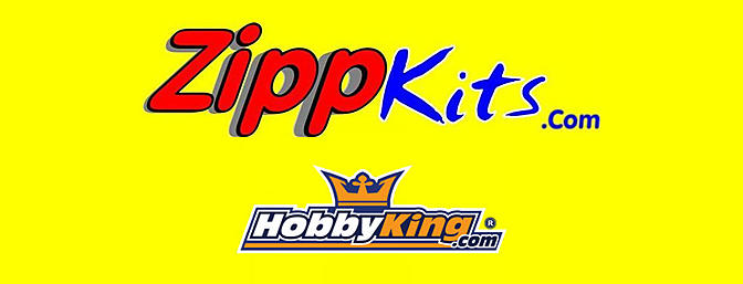 Hobbyking Becomes Zippkits Dealer