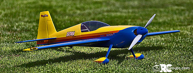 Great Planes Extra 300SP EP - RCGroups Review