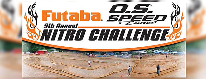 Team Futaba, Team O.S. Take Podium at O.S. Nitro Challenge