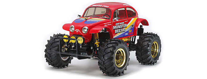 Tamiya Monster Beetle Re-Release!