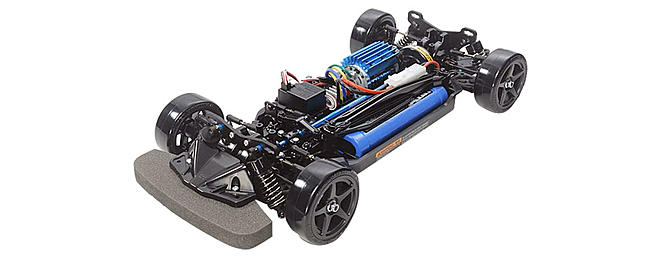 Tamiya TT-02D Type-S Drift Spec 4WD