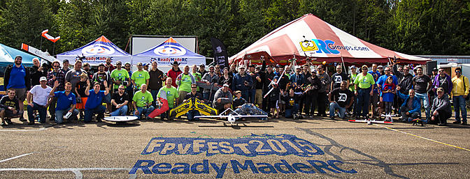 ReadyMadeRC FPV Fest 2015 - RCGroups Event Wrapup