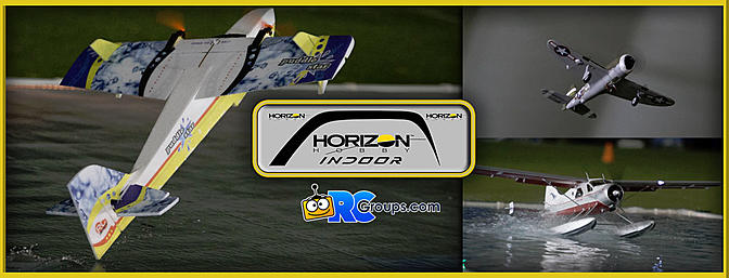 The 2015 Horizon Indoor - RCGroups Video Wrap Up