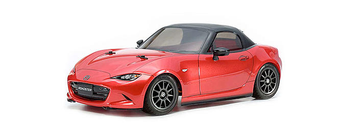 Tamiya Mazda MX-5 M05 Kit