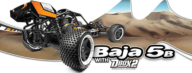 HPI Baja 5B D-Box 2 Edition