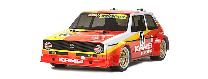 Tamiya Volkswagen Golf Mk.1 Group 2 Kit
