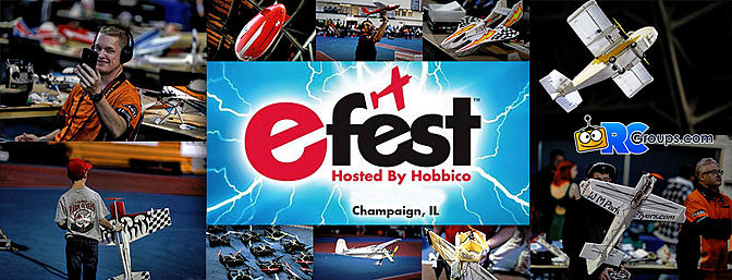 Hobbico's E-Fest 2016 - RCGroups Wrap-Up Video